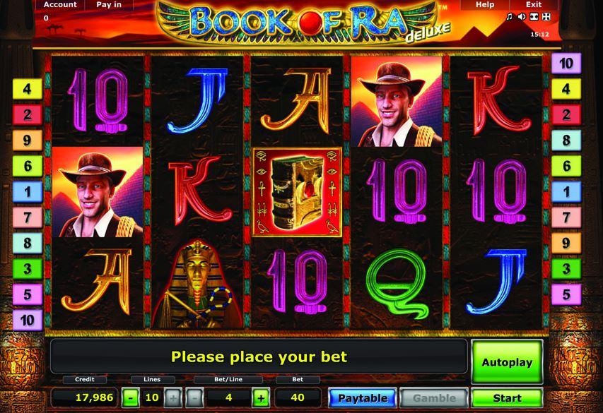 Europa Casino Book Of Ra