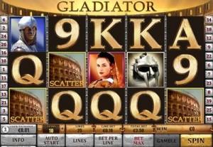 gladiator online slots
