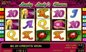 lucky ladys charm slots online