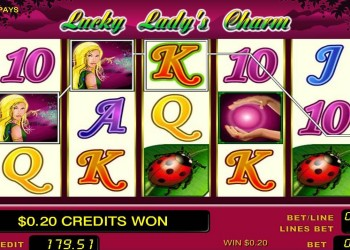 Lucky Ladys Charm slot