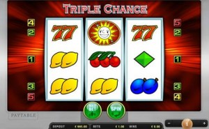 triple chance online slots
