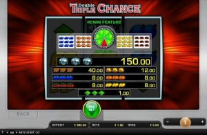 triple chance slots online
