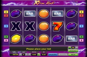 xtra hot slots online spiele